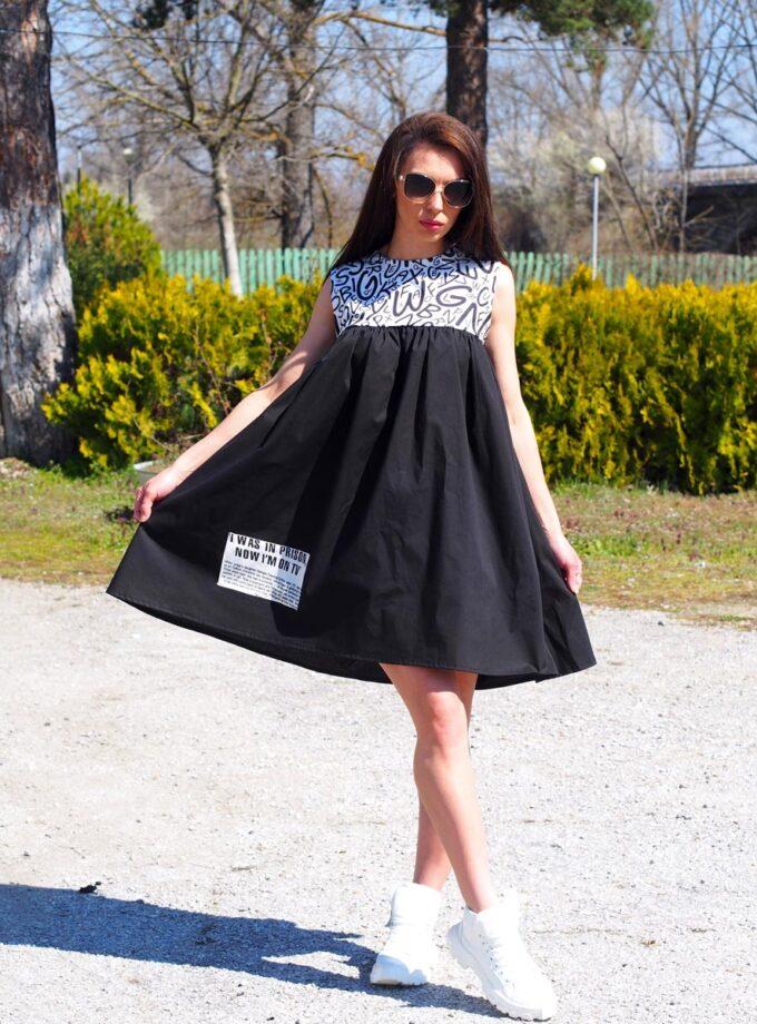 къса дамска рокля,черна къса рокля,спортна къса рокля