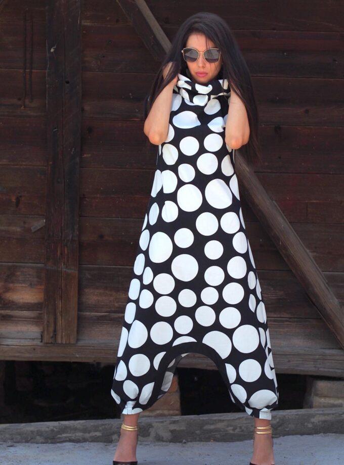 дамска рокля-гащеризон